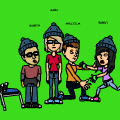 My Bitstrips Family