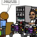 'Clerk Jerk '