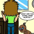demon doggy