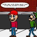 Mario Gets Real episode 6