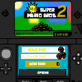 New Super Mario Bros. 2 Scenes