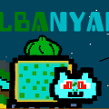 Bulbasaur Nyan Cat!!!:)