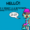 'Ready for a Bitstrips Quiz?'
