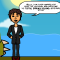 Total Drama Bitstrips Island