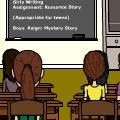 18: New student