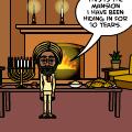 bin Laden During Free Time