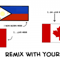 Flag Remix