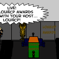 LouieCP Awards 2012