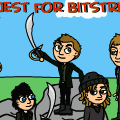 The quest for bitstrips glory