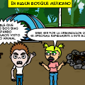 Mamíferos mexicanos en peligro