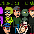 Adventure of the me's
