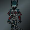 TF4:AOE ~ Optimus Prime.