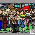 Bitstrips Family