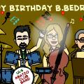 B.Bedross birthday..
