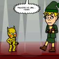 Pikachu VS Link