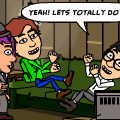 Bitstrip High: The Roadtrip
