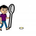 My Spoon is Too Big