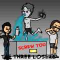 the three losers