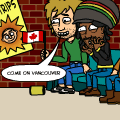 Vancouver Hockey Riot