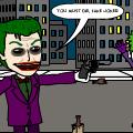 Jokers fight