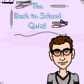 Back to School Quiz. Remix!