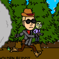 Quest for the Golden Buddy