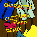 Character Clothe swap remix