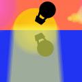 'Balloon Sunset'