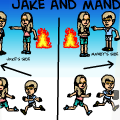 Jake and Mandy