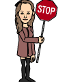 Are you a Stop sign? Because..