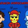 POKEMON awesomeness