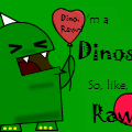 Dinosaur, RAWR&lt;3!