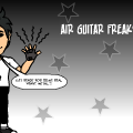 Air guitar freaks !!