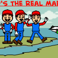 Who's the real Mario?