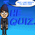 The Quiz.(dustin avatar)