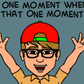 That one moment 50
