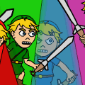 Zelda Four Swords