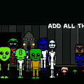 add your alien
