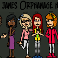 Mrs. Janes orphanage house