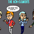 The Non-Elements