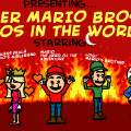 The Super Mario Bros. Chaos in the world