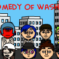 The comedy adventures of washington DC
