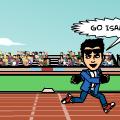 i run faster then paul c