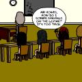 'Mentoring comic'
