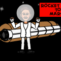 Rocket Ship To Mars