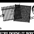 TotD: Fence