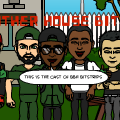 big brother house bitstrips