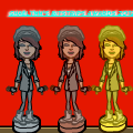 Shaelynn's Bitstrips Awards 2012