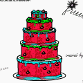 cake challenge 4 starkitten28