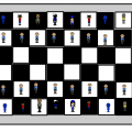 DC: Bitstrips-style chess